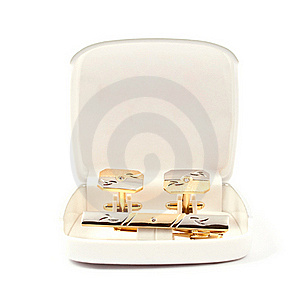 Cufflinks Stock Photography - Image: 16235082