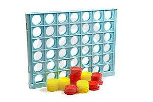 3D Tic Tac Toe Royalty Free Stock Image - Image: 16235496