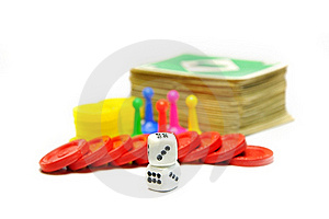 Things For Play Game Stock Photo - Image: 16235510