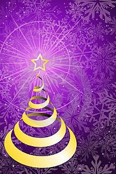 Christmas Tree Royalty Free Stock Image - Image: 16236036