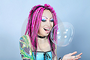 Big Bubble Stock Photos - Image: 16239013