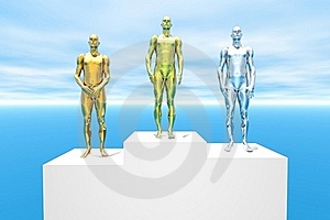 Podium Royalty Free Stock Image - Image: 16240426