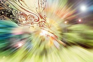 Swift Background Royalty Free Stock Image - Image: 16241156