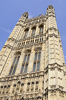 Houses Of Parliament Royalty Free Stock Image - Image: 16244666
