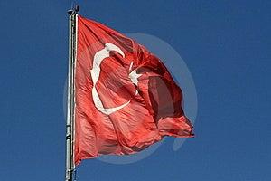 Turkey Flag Stock Photos - Image: 16252283