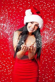 Santa Royalty Free Stock Photos - Image: 16254708