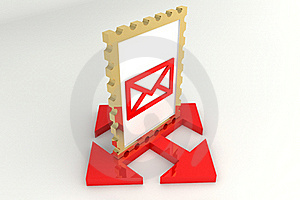 Send Mail Royalty Free Stock Images - Image: 16264429
