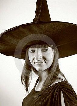 Witch Stock Image - Image: 16264901
