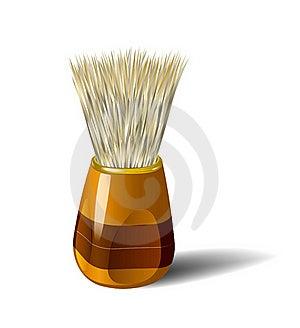 Shaving Brush Stock Image - Image: 16271461