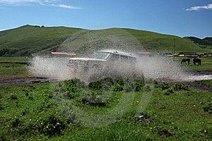 Water Splashing #2 Stock Photos - Image: 16280673