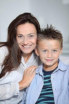 Family Portrait Stock Images - Image: 16281544
