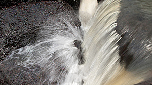 Water Fal Stock Images - Image: 16283074
