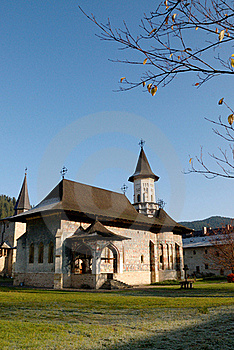 Religious Place In Fall Season Stock Photography - Image: 16289032