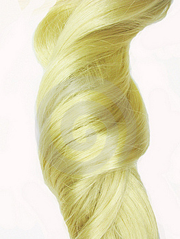 Hair Wave Royalty Free Stock Photos - Image: 16290208