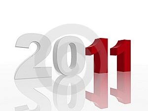 3d 2011 In Red And Grey, 2 Royalty Free Stock Photography - Image: 16292237