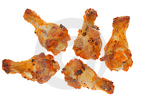 Chichen Wings Royalty Free Stock Photography - Image: 16294377