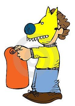 Dog Costume Stock Image - Image: 16298221