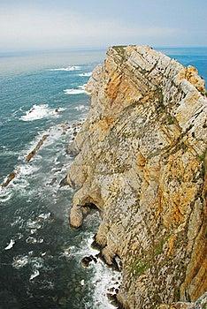 Cape In Spain Stock Photo - Image: 16298280