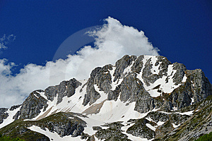 Terminillo Mountain Apennines Central Italy Stock Image - Image: 16299511