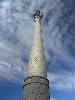 Centennial Park Column Royalty Free Stock Photos - Image: 1632798