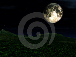 Moon View 10 Free Stock Images