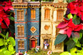 Toy Village in Poinsettia Forest - 2
