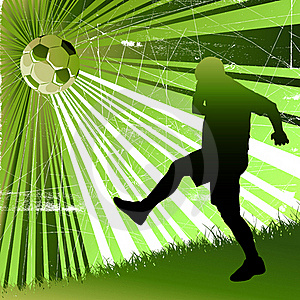 Soccer Player Stock Photo - Image: 16310350