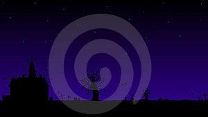 Halloween Background Royalty Free Stock Photos - Image: 16311278