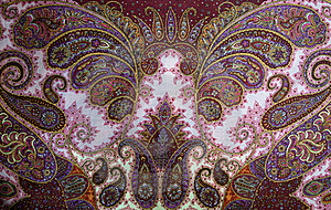 Colourful Headscarf Close-up Stock Photos - Image: 16313703