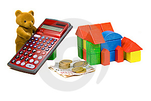 Calculating The Costs Stock Photos - Image: 16314513