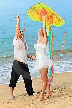 Tropical Wedding Stock Image - Image: 16315661