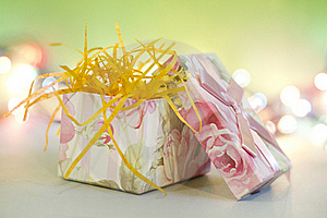 Gift Box Royalty Free Stock Images - Image: 16316149