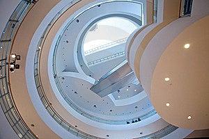 Spiraling Stairs Royalty Free Stock Images - Image: 16320579