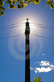 Electrical Pylon Stock Photos - Image: 16321383
