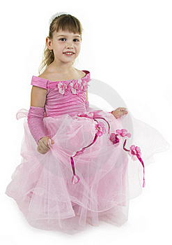 Girl Princess. Royalty Free Stock Images - Image: 16321539