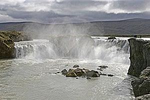 Godafoss, Iceland. Royalty Free Stock Image - Image: 16321896
