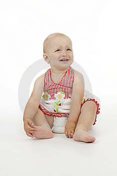 Vexed Baby Stock Photos - Image: 16323463