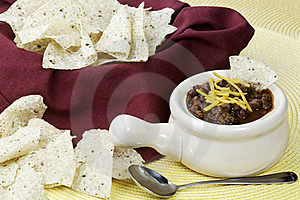 Bowl Of Chili Stock Photos - Image: 16325643