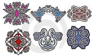 Patterned Ceramic Stock Photo - Image: 16326640