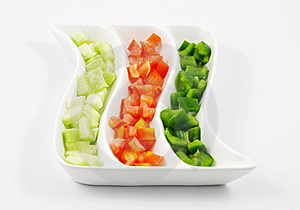 Vegetable Salad Royalty Free Stock Images - Image: 16331399