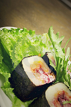 Portion Of Rolls Stock Photo - Image: 16337290
