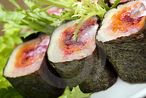 Portion Of Rolls Stock Images - Image: 16337634