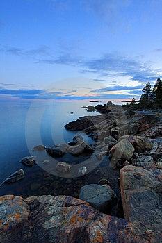 Coast Landscape Stock Photography - Image: 16338032