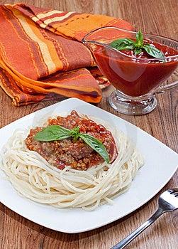 Spaghetti Royalty Free Stock Image - Image: 16338766