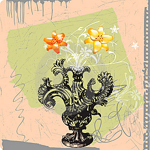 Vase Royalty Free Stock Photo - Image: 16338975