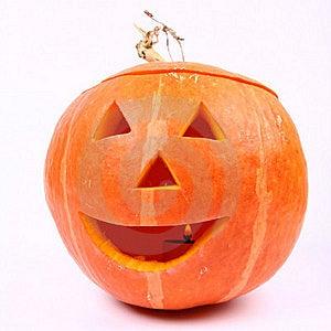 Jack-o-lantern Royalty Free Stock Image - Image: 16339076