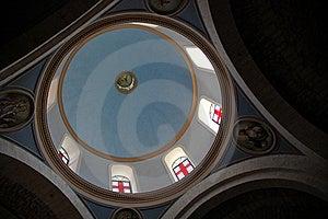 Galilee Church Dome Stock Photo - Image: 16342140