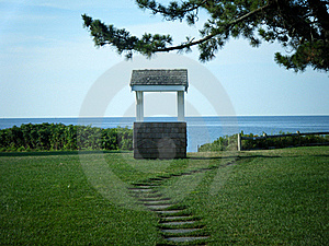 Cape Cod. Ocean View. Royalty Free Stock Photos - Image: 16343878