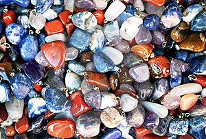 Jewelery Stones Stock Photo - Image: 16347960