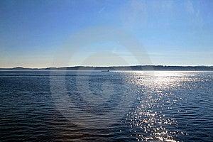 ανατολή κόλπων Στοκ φωτογραφίες με δικαίωμα ελεύθερης χρήσης - εικόνα: 16350868